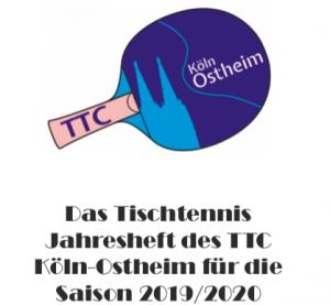 Vereinszeitung 2019/2020