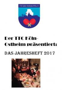 Vereinszeitung 2017