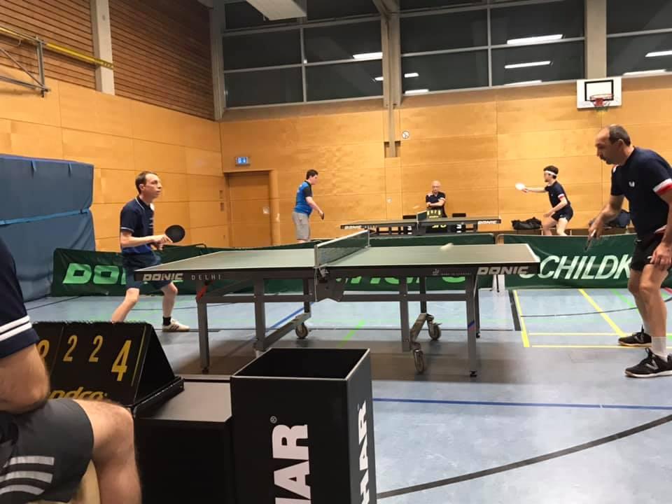 Freundschaftsspiel gegen Bergisch Gladbach