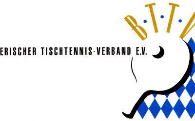 Bayerischer Tischtennis-Verband zieht nach
