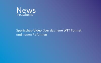 Sportschau Video über das neues WTT Format