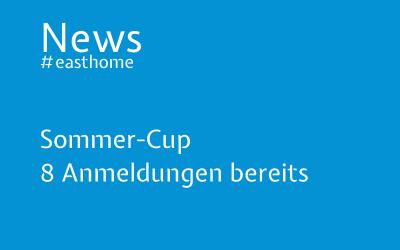 Sommer-Cup- erste Anmeldungen