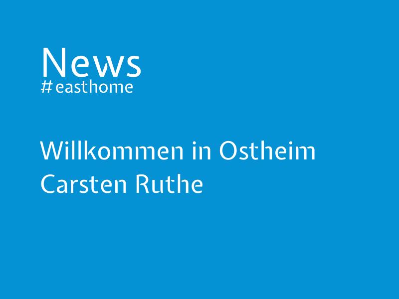 Willkommen! Carsten Ruthe