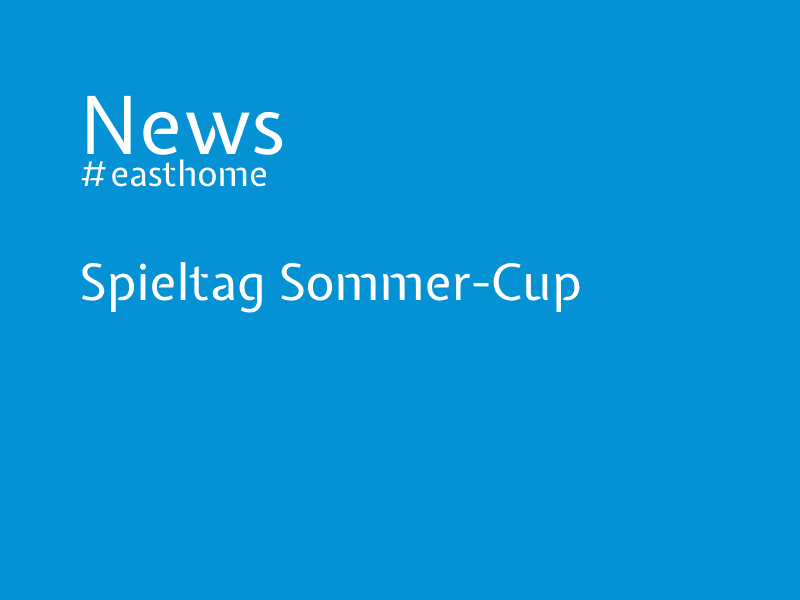 Spieltag Sommer-Cup