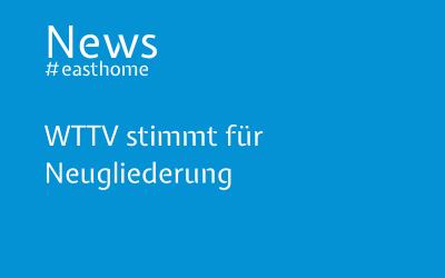 WTTV stimmt für Neugliederung